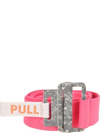 HERON PRESTON Pull Tab Belt