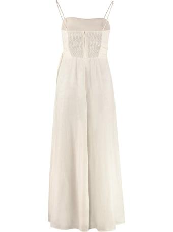 Zimmermann Amelie Linen Maxi Dress
