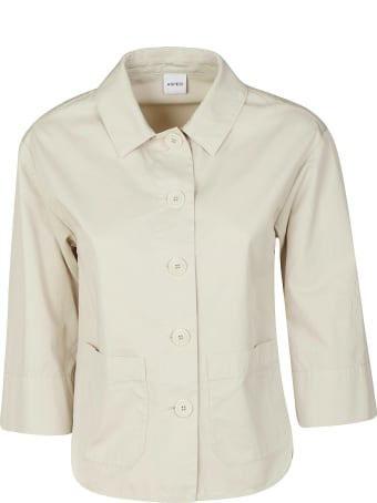 Aspesi Side Pocket Buttoned Jacket
