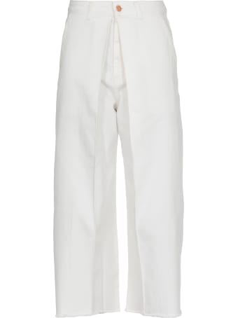 AALTO Cotton Trousers
