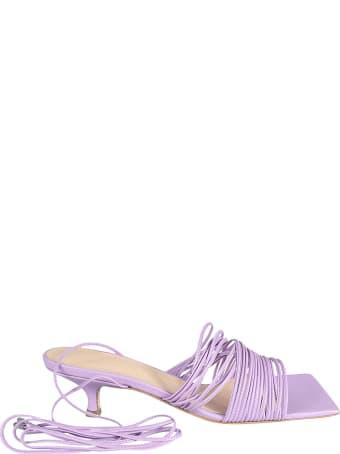 A.W.A.K.E. Mode Jane Laced Mules