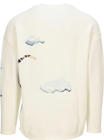 Kenzo 'cloud Tigers' Jumper