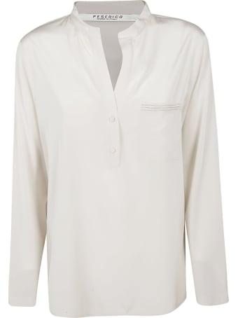 Peserico Round Collar Shirt