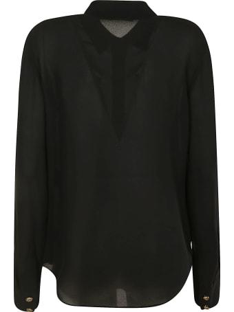 Balmain Two-front Buttoned Pocket Shirt
