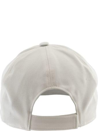 Hogan Baseball Cap White Hat