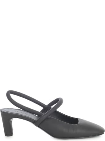 Del Carlo Closed Sandals W/lace