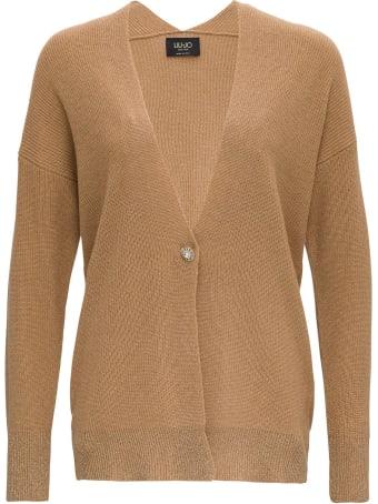 Liu-Jo Eco-friendly Knitted Cardigan