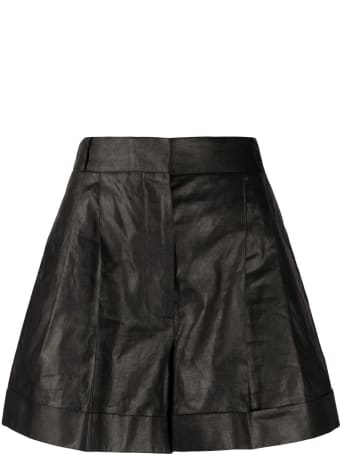 Alexander McQueen High Waist Short
