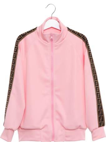 Fendi Ff Track-jacket