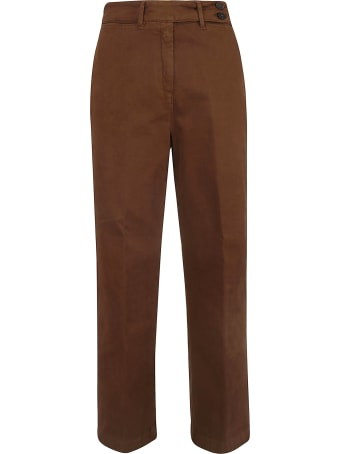 Massimo Alba High Waist Trousers
