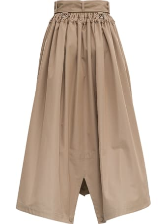 Alexander McQueen Parka Skirt