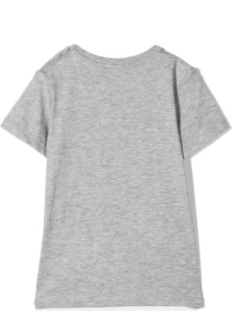 Gucci Grey Cotton T-shirt