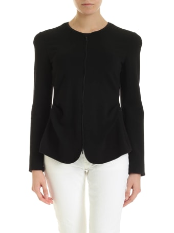 Emporio Armani Knitted Jacket