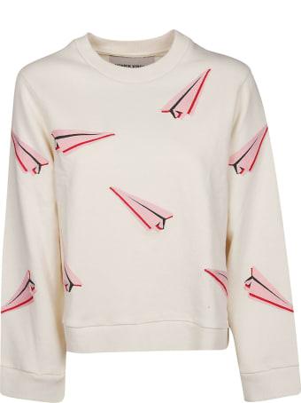 Henrik Vibskov Paper Plane Sweatshirt