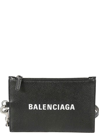 Balenciaga Cash Passport & Photo Zip Holder