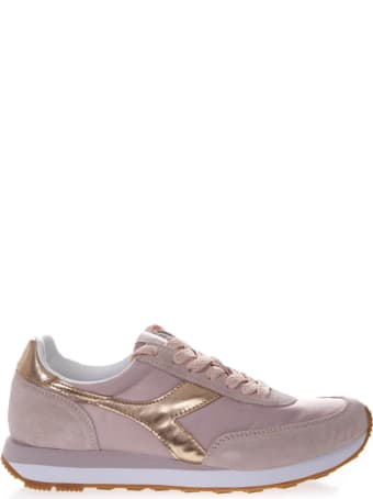 Diadora Heritage Koala H Pink Suede & Nylon Sneaker