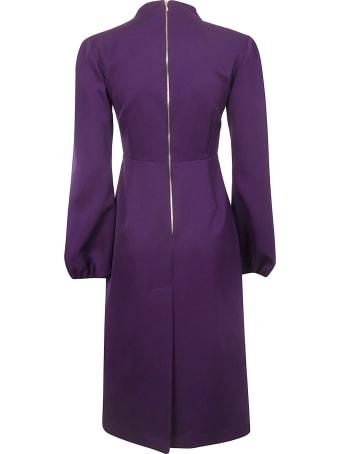 Rochas Zipped Dress