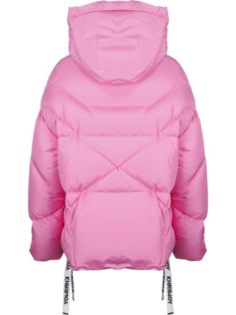 Khrisjoy Over Quilted Down Jacket