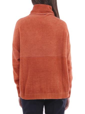 WLNS Orange Sweater