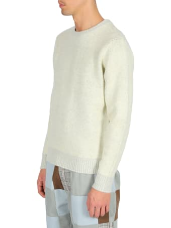 Stussy 8 Ball Hvy Brushed Mohair Sweater
