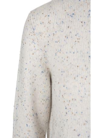 Fedeli Woman White Derby Iside Sweater