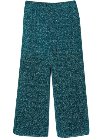 Oseree Light Blue Trousers
