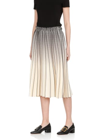 Proenza Schouler White Label Pleated Skirt