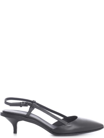 Del Carlo Low Pointed Sandals