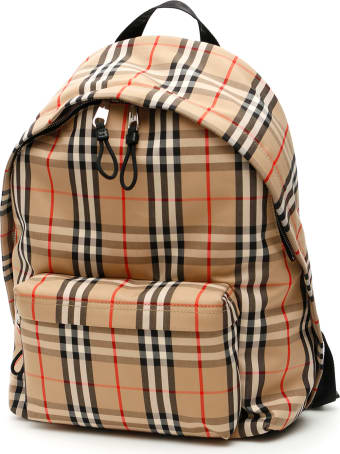 Burberry Vintage Check Jett Backpack