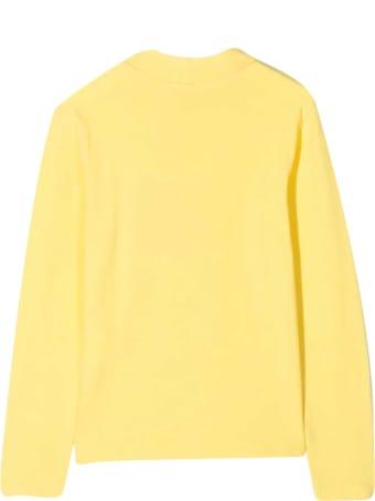Miss Blumarine Yellow Sweater