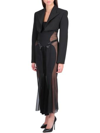 Thierry Mugler Nude Dress