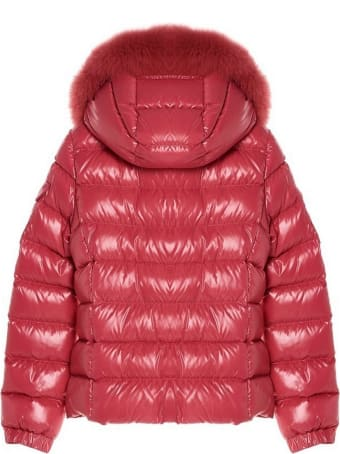 Moncler Strawberry Nylon Jacket