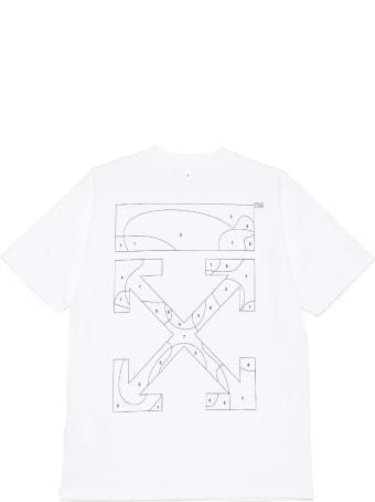 Off-White 'puzzle Arrow' T-shirt