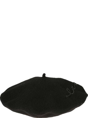 Ermanno Scervino Embellished Hat