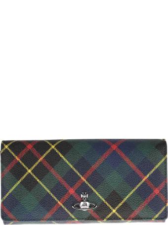 Vivienne Westwood Derby Classic Long Wallet