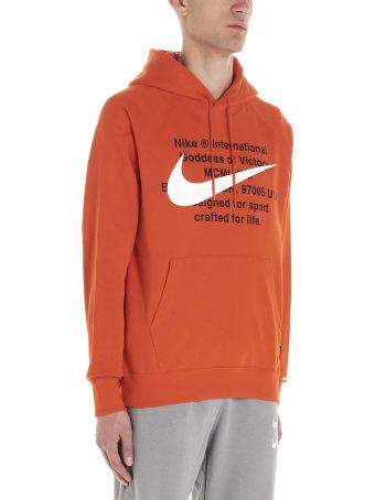 Nike 'swoosh' Hoodie