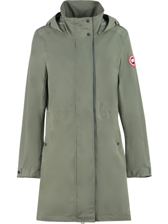Canada Goose Belcarra Technical Fabric Hooded Jacket