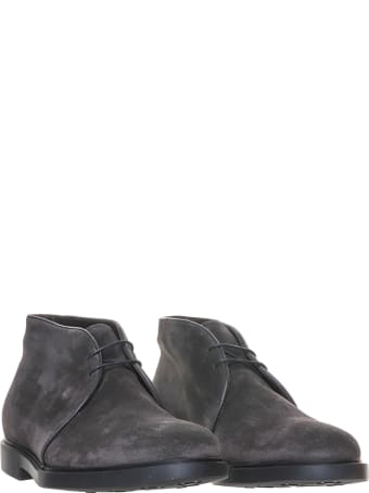 Fratelli Rossetti One Fratelli Rossetti One Suede Ankle Boots