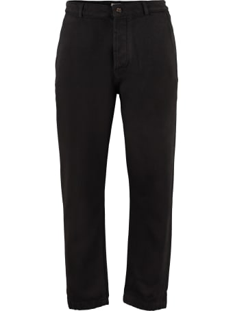 Universal Works Cotton-twill Bush-trousers