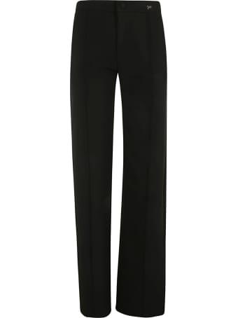 Be Blumarine Straight-leg Trousers