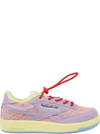 The Animals Observatory Multicolor Sneakers For Girl