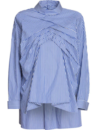 Enföld Asymmetric Panel Shirt