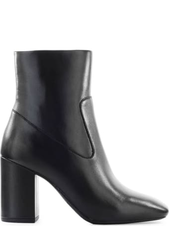 Michael Kors Marcella Black Ankle Boot