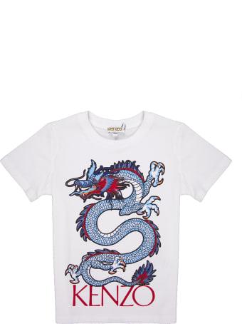 Kenzo Dragon Jao T-shirt