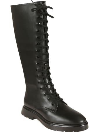 Stuart Weitzman Mckenzee Lace-up Boots