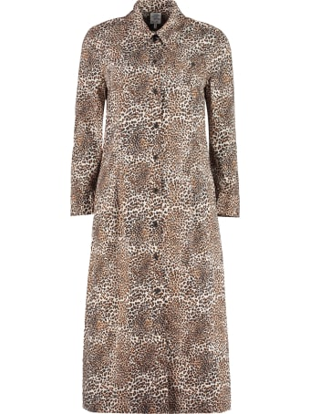 Baum und Pferdgarten Arlene Printed Cotton Shirtdress