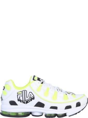 MSGM MSGM Silva Msgm X Fila Sneaker GIALLO 11123551
