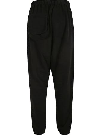 Natasha Zinko Multiple Zipped Pocket Drawstring Trousers
