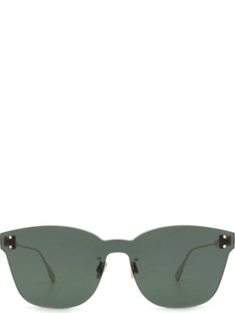 Dior Dior Diorcolorquake2 Green Sunglasses
