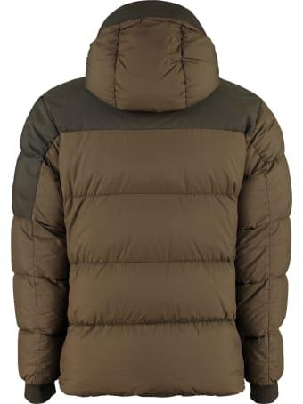 C.P. Company Taylon Hooded Down Jacket